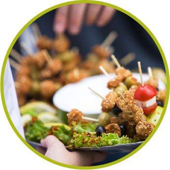 Catering - Köstlichkeiten für jede Feier